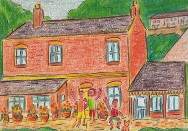 chalford house - christine
